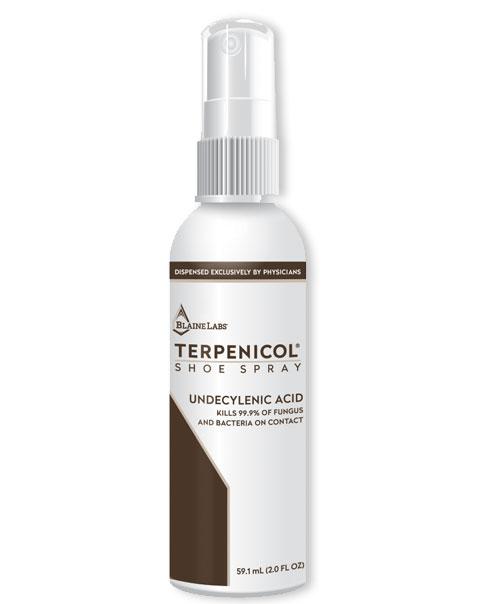 Terpenicol® Shoe Spray - Blaine Labs